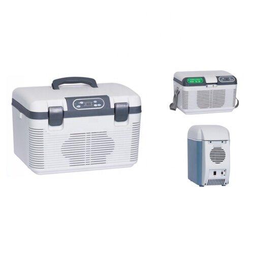 DC 12 / 24V 2 Temperature Portable Medical Medicine Cooling Box Mini Car Refrigerator