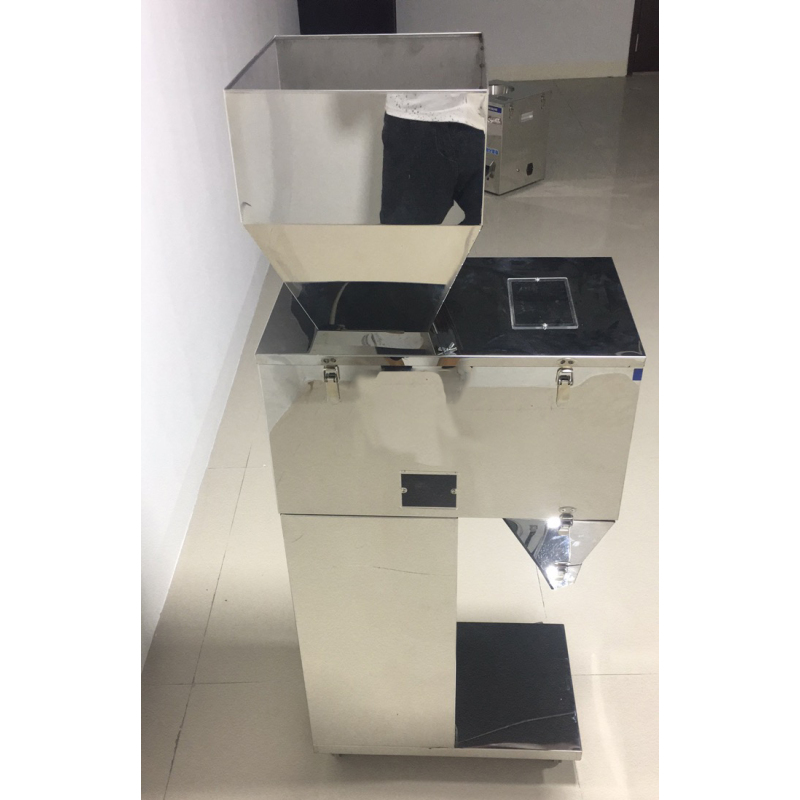 Automatic Scale Filling Machine Tea Leaf Grain Medicine Seed Salt Rice Packing Machine Sugar Powder dispenser