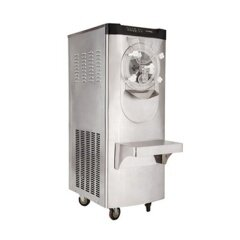 RY-QB32 30-36L/H Vertical Hard Ice Cream Machine Stainless Steel Ice Cream Maker