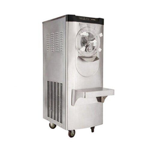 RY-QB32 30-36L/H Vertical Hard Ice Cream Machine Stainless Steel Ice Cream Maker