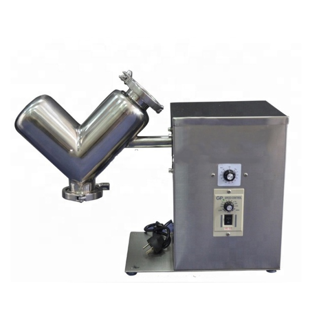 Efficient Small Powder Mixing Mixer