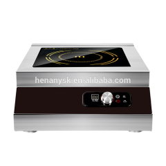 IS-DC-50A-T Commercial Induction Cooker Multi-Function Intelligent Electromagnetic Stove