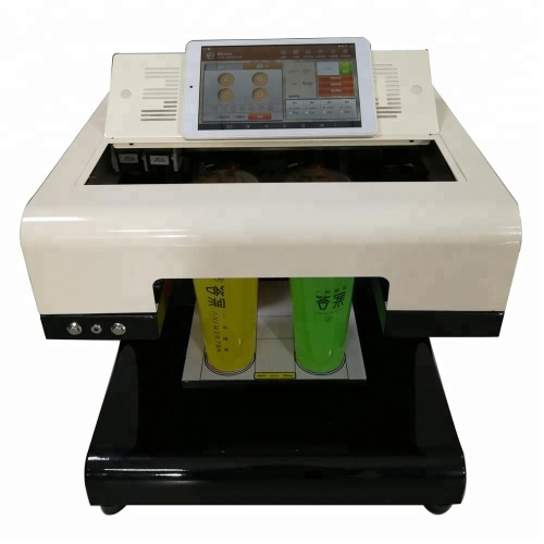 Free Shipping Latte Art Printing Machine Self Latte Coffee Printer Automatic Edible Chocolate Food Printer For Cookies Drinks