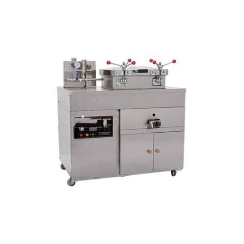 2018 Trending Pressure Fried Chicken Fryer Machine With High Quality