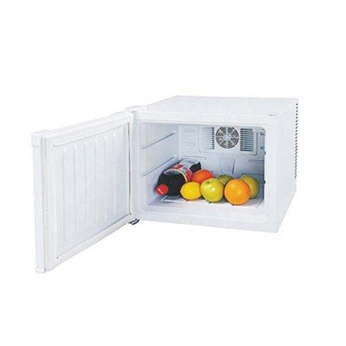 IS-CR-35B Stainless Steel Single Door Mini Living Room Refrigerator Wine Cabinet Ice Bar