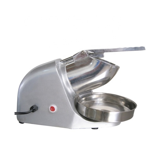 Stainless Steel Commercial Ice Crusher Electric Ice Shavers Blender