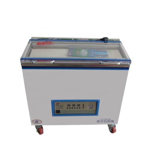 Storage Bags Forming Plastic Bag Food Semi-Automatic Price for Packing Machine Vacuum Sealer