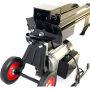 7t New Electric Hydraulic Firewood Chopper Small Domestic Wood Chopper Upgraded Firewood Chopper Machine