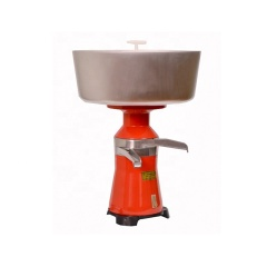 Electric Milk Cream Separator Machine Degreasing Machine Dairy Separator For Milk Cream