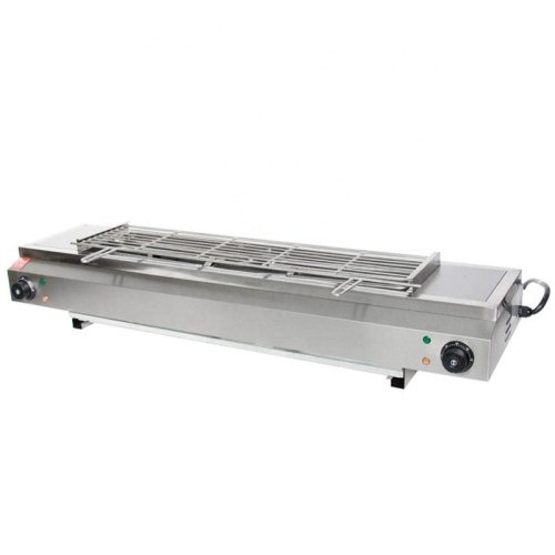 IS-EB-110 Electric Smokeless Barbecue Grill Superior Quality