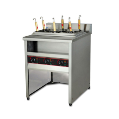 EH-876 EH-874 6 Vertical Nookle Cooker of Noodles Pasta Stove