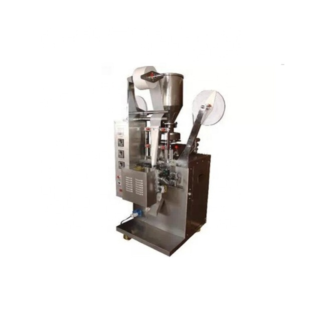 Nylon Tea Bag Packing Machine Triangle Tea Bag Packing Machine Tea Powder Packing Machine