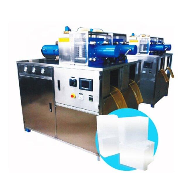 IS-YGBJ-100-2 Save Floor Space Dry Ice Block Machine Dry Ice Making Machine