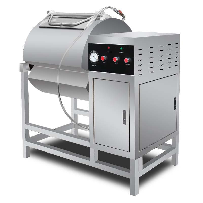 80L 150L Stainless Steel Computer Marinated Meat Salting Vacuum Marinator Meat Tumbler Salt Marinade Mixer Machine For Sale