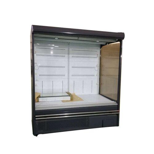 Coffee/Black Color  Beverage Drink Cooler Fridge milk vegetable refrigerator