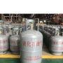 Propane Butane Steel Cylinder 15kg Composite LPG Cylinder Kitchen Restaurant Cooking Household Commercial Gas Tank