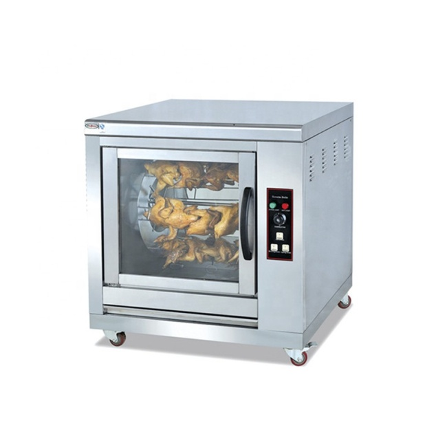 Commercial Baking Oven Electric Chicken Chickens Rotisseries
