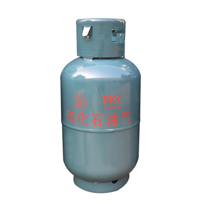 5 10 15 50kg Steel Cylinder Sealed Bottle LPG Cylinder Kitchen Restaurant Cooking Household Commercial Industry Gas Tank