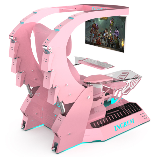 Pink Veyron