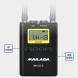 Vloggears Professional wireless microphone Mailada WM-D10