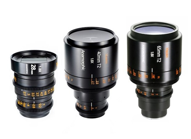 Vazen launches the 65mm T2 1.8x Anamorphic Lens for Micro Four Thirds cameras