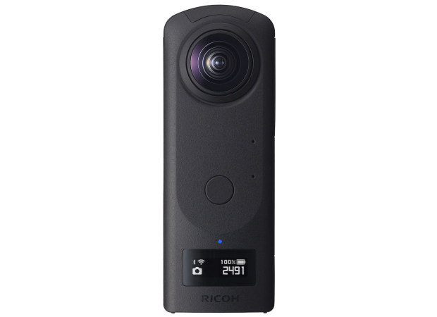 Ricoh Theta Z1 51GB camera is now officially announced