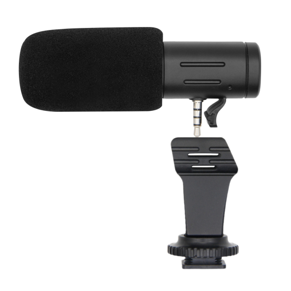 MIC-06 3.5mm Audio Ultra-wide Studio Hypercardioid Microphone