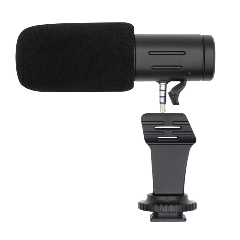 Vloggears MIC-06 3.5mm Audio Ultra-wide Studio Hypercardioid Microphone