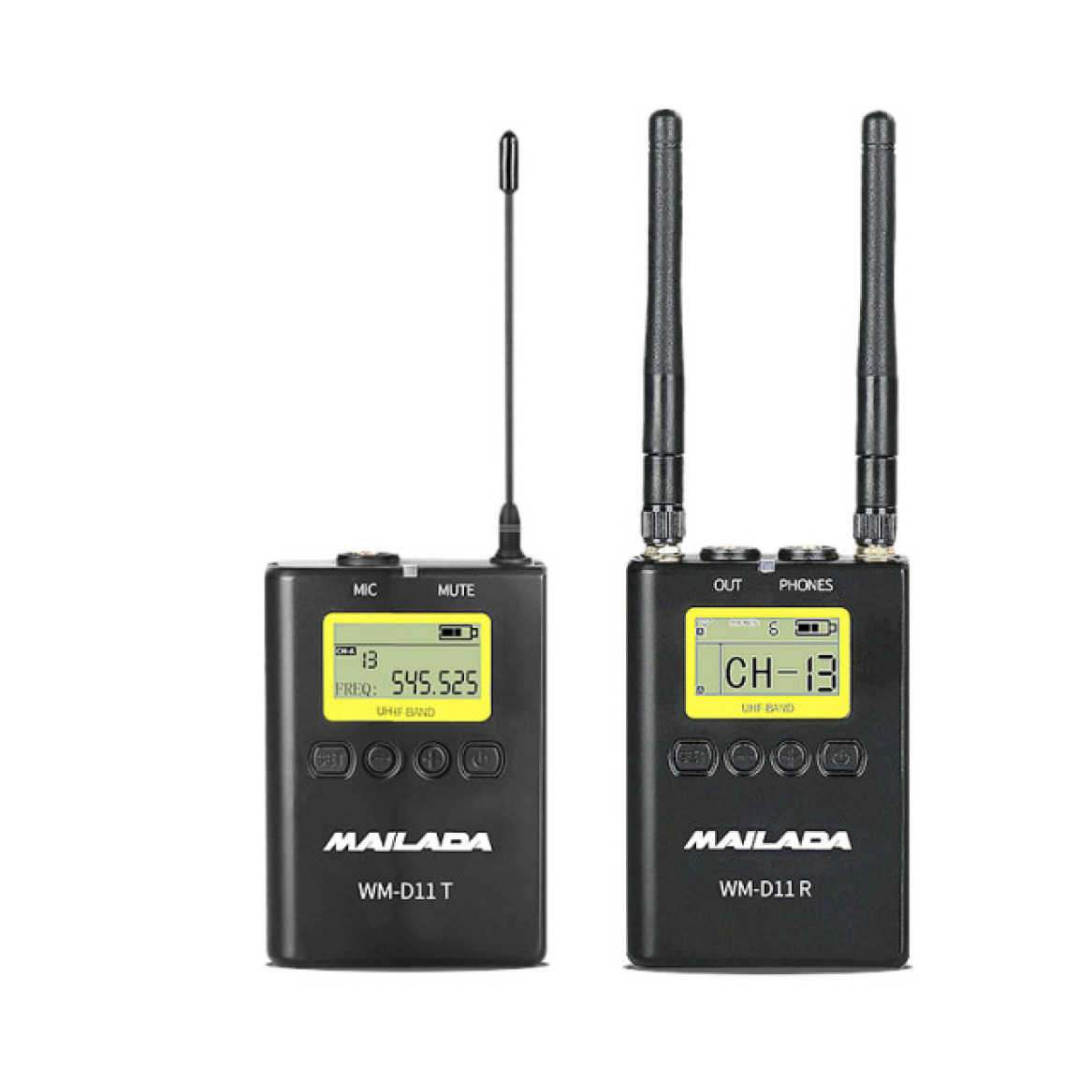 Professional wireless microphone Mailada WM-D10