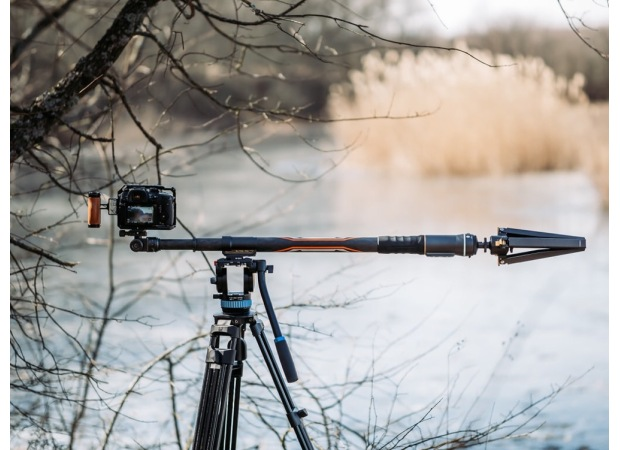 Moza Launches 3-in-1 Slypod Pro: An Electric Slider, Monopod, and Jib