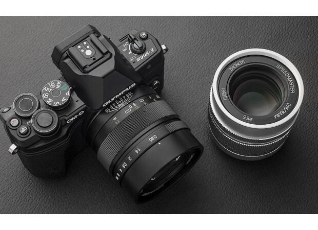 Zhong Yi Optics Mitakon Speedmaster 35mm f/0.95 Mark II lens