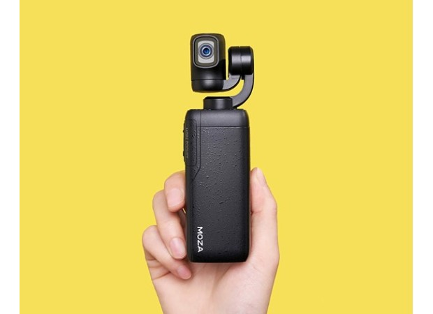 Moza launches the Moin Camera, a 3-axis 4K