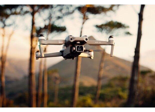 """DJI Air 2S  1"""" sensor, 5.4K/30p"""
