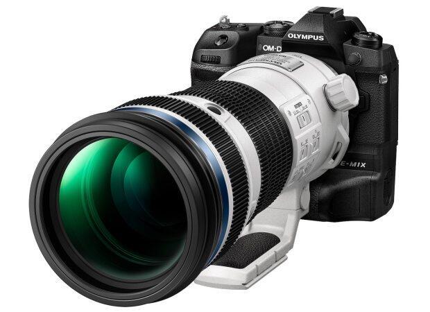 Olympus M.Zuiko Digital ED 150-400mm f/4.5 TC1.25x IS PRO lens  coming soon