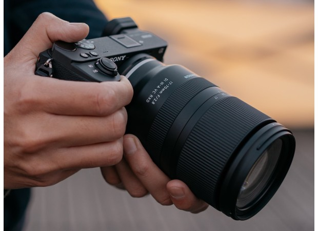 Tamron announces world's first1 17-70mm F2.8, wide range 4.1x standard zoom lens with VC for APS-C mirrorless cameras 17-70mm F/2.8 Di III-A VC RX