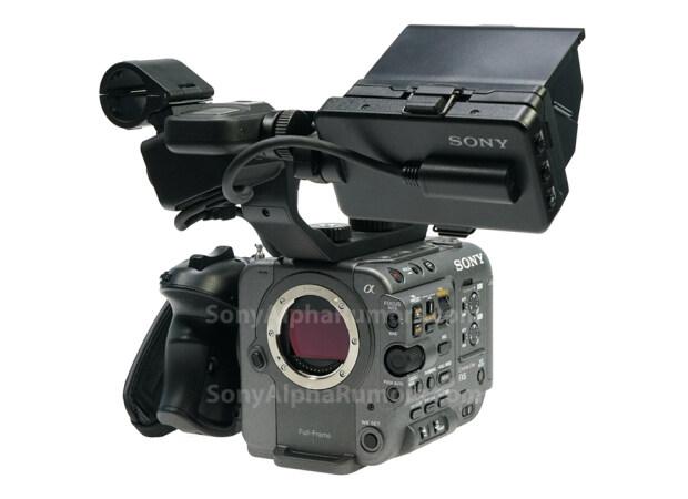 Sony FX6 Full Frame E-mount coming soon