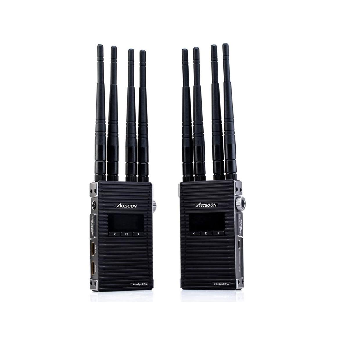Multispectrum Wireless Video Transmitter and Receiver (Pro)