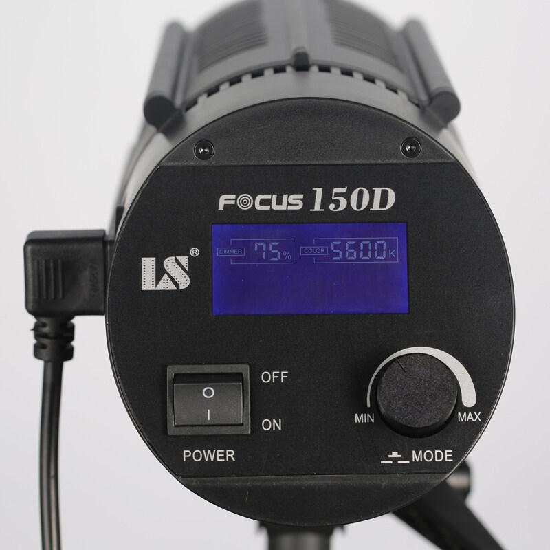 LiShuai Focus 150D LED light Video Light 5600K Dayligh