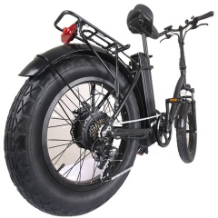 electric bike with CE certificate foldable bikes in European warehouse