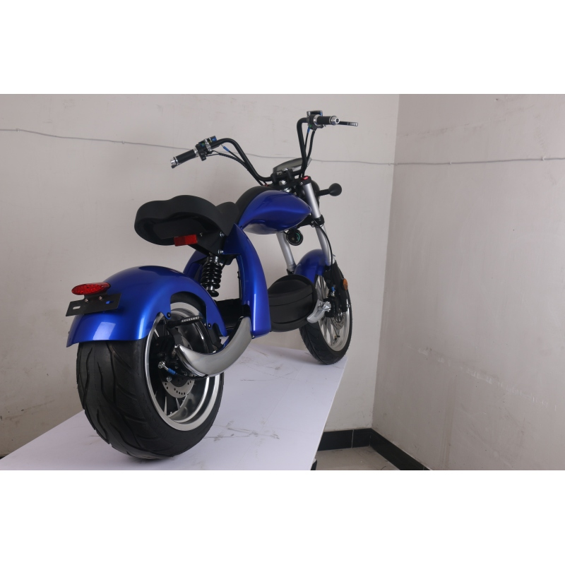 wide wheel citycoco 2000w Electric Motorcycle Scooter European Warehouse