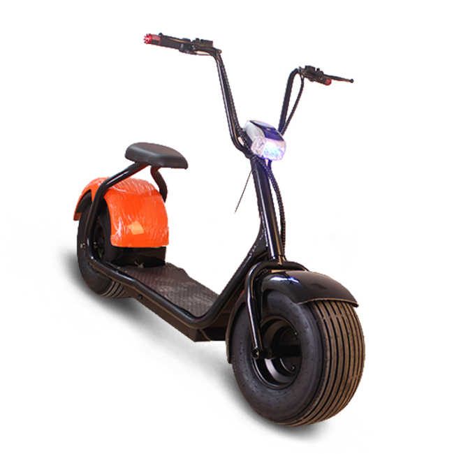 Adult cheap fast powerful 60v citycoco motorcycle electric motor scooters