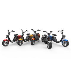 3000w eec citycoco motorcycle retro electric scooter two wheel EU stock