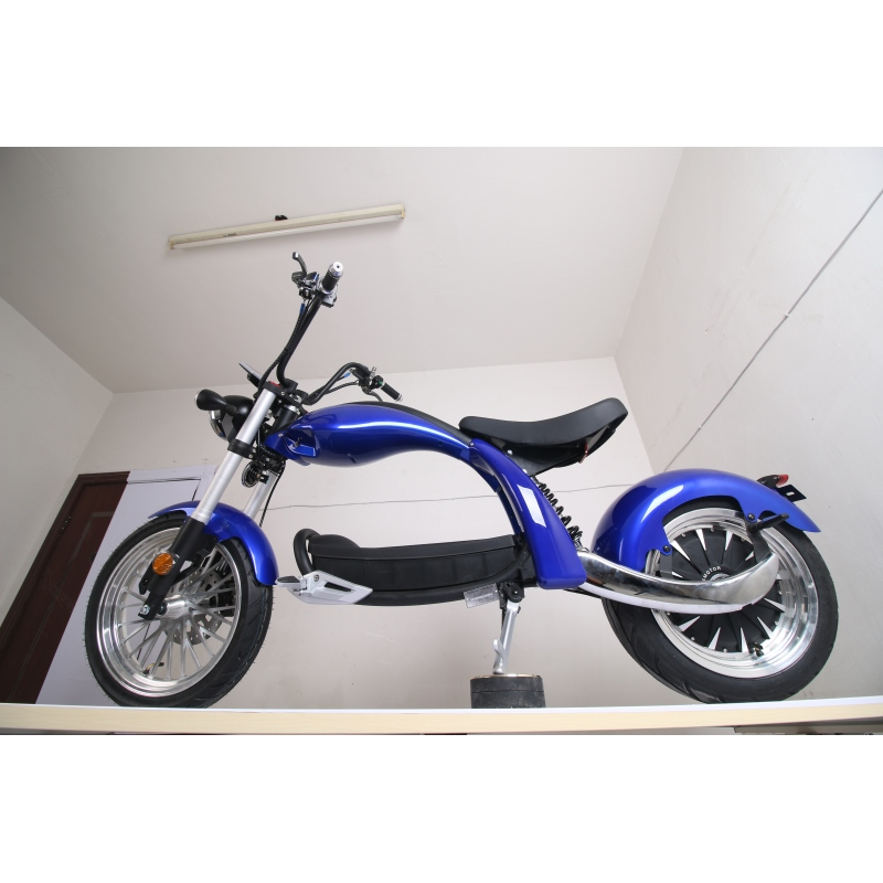 2000w Adult  Electric Scooter cross city moto electrica Citycoco with EEC CE COC