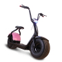 Hot sale cheapest citycoco 1 person 1000w motorcycle electric scooter in stock