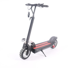 Europe warehouse adult electric scooter 1000w foldable kick scooter Citycoco with 10 inch tires