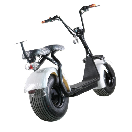 EEC CE COC certificated cheap citycoco motorcycles electric scooter for adult