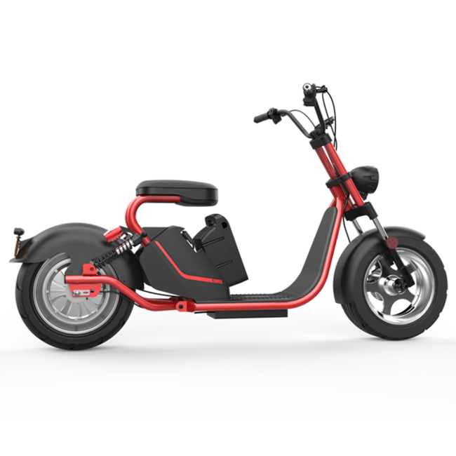 3000w eec citycoco motorcycle retro electric scooter two wheel EU stock