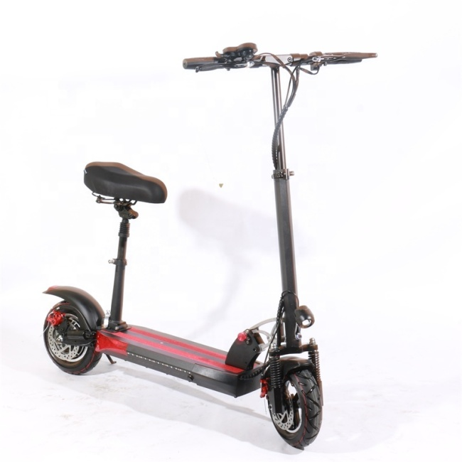 European warehouse 500W foldable electric kick scooter with 48v15ah battery 25km/h speed
