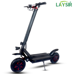newest double-motor electric KIck scooter  hot Sale 500w 1000w  scooter with 36v battery scooters for adults