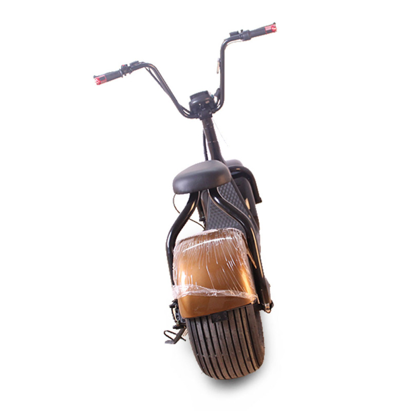 Cheap citycoco 1500 w mid motor motorcycle electric scooter for long range